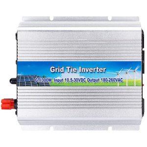 inversor de red 300 watts