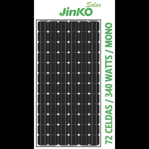 paneles solares jinko solar 340 vatios