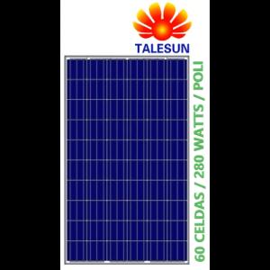 Paneles Fotovoltaicos TALESUN 280 Watts
