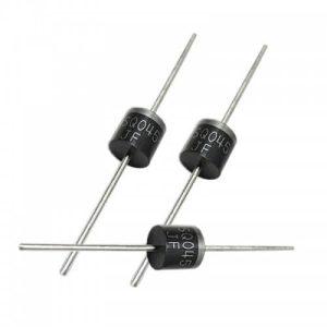 diodos para paneles solares