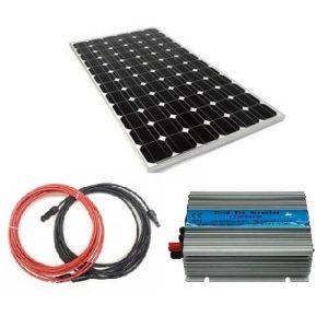 kit paneles solares