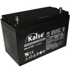 Batería 100 Amperes kaise