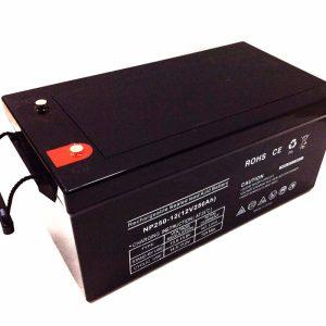 bateria 250 amperes netion