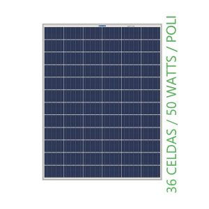 panel solar 50 watts suntotal