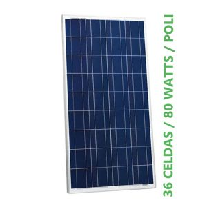 panel solar 80 watts suntotal