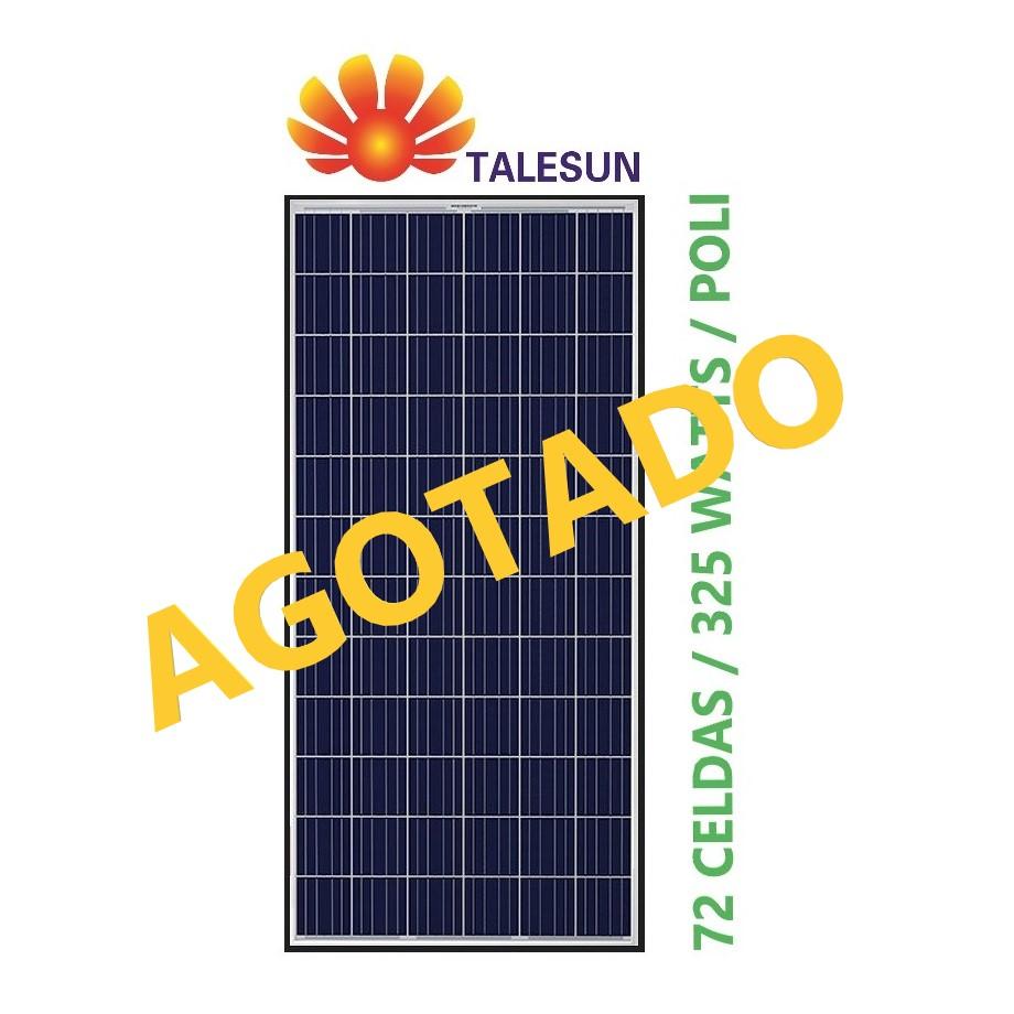 Panel Solar 325 Watts Talesun   Solartex Colombia